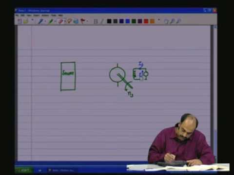 Lecture 40 - Synchronous Machine thumbnail