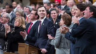 Trudeau's Liberal world-view budget creates culture of dependency