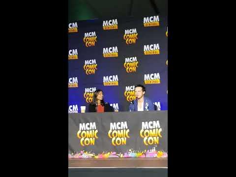 Andrew Scott | MCM London Comic Con 2017 (Part 1)