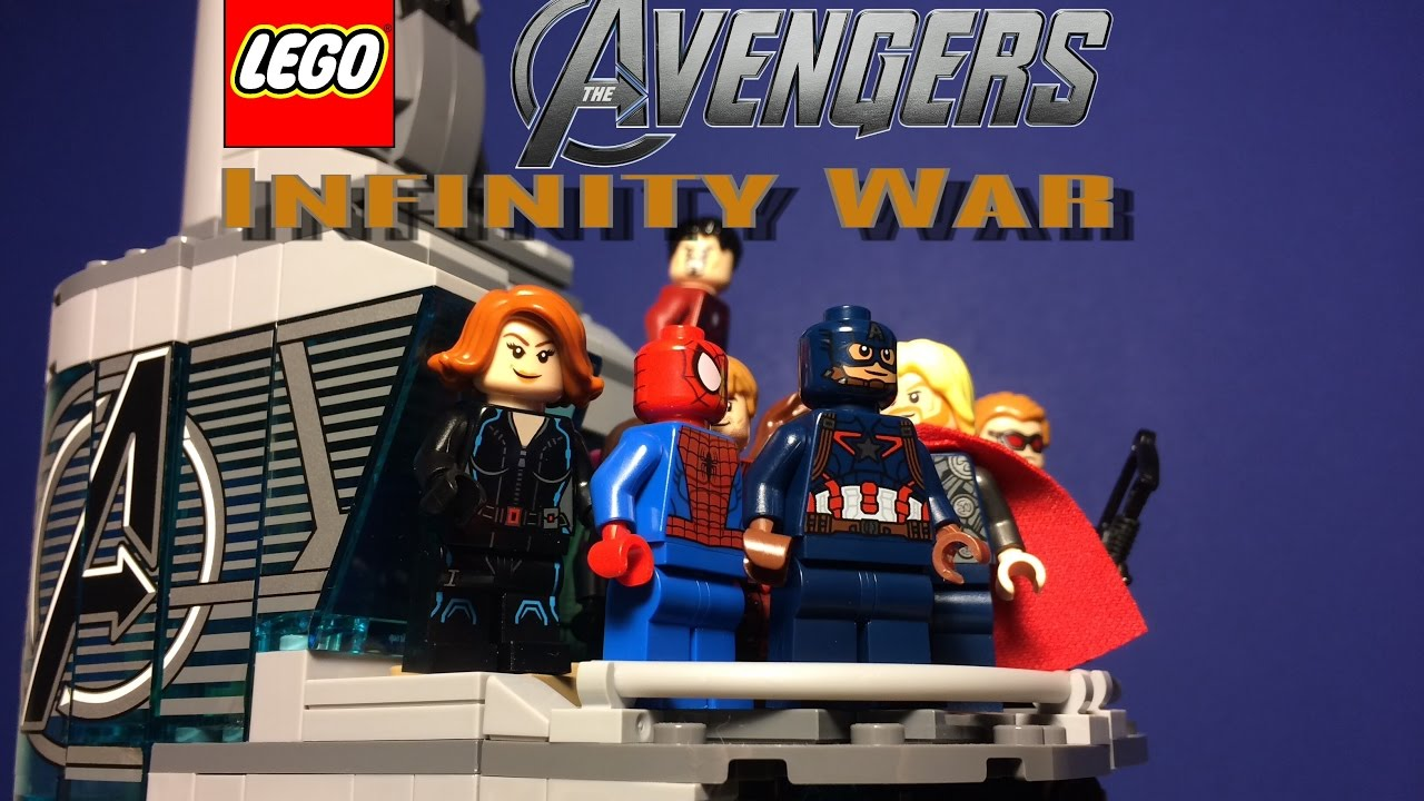 LEGO Avengers Infinity War (Stop-Motion Competition ...