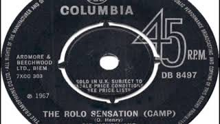 Sir Henry And His Butlers The Rolo Sensation Camp No Crowd 1968