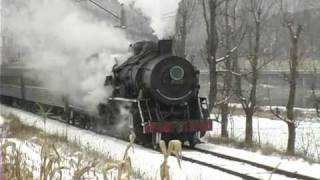 North-Korea Steam locomotive 1