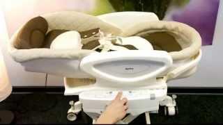 Aprico Coco Chi No Auto Deluxe(Aprica Coco Chi-no Auto - это уникальная колыбелька-стульчик имитирует качание на руках матери, обеспечивает ребенку..., 2015-04-24T08:06:18.000Z)