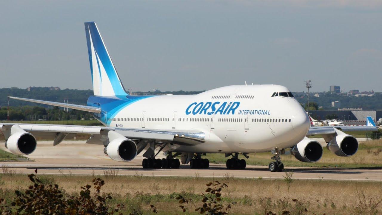 Corsair 747 - The End
