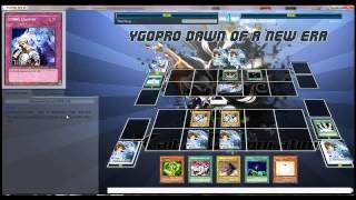 Let's play Yu Gi Oh! Pro Dawn of a New Era [DEUTSCH] Duell 1: Zerstörte Zerstörung