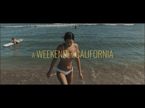 A Weekend in California   Blackmagic Pocket Cinema Camera