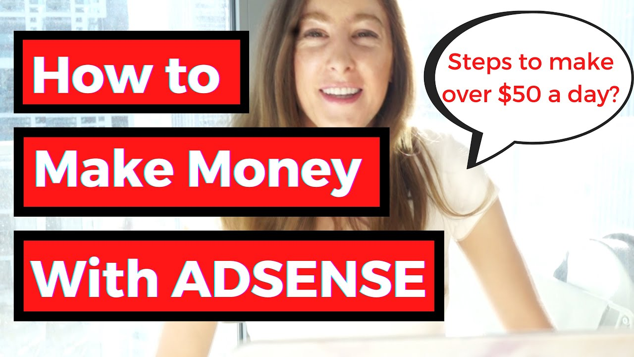 How to Make Money with Adsense - How to Drive Your Own Traffic & Earn $50+ / Day