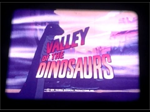 1974 Valley of the Dinosaurs episode
