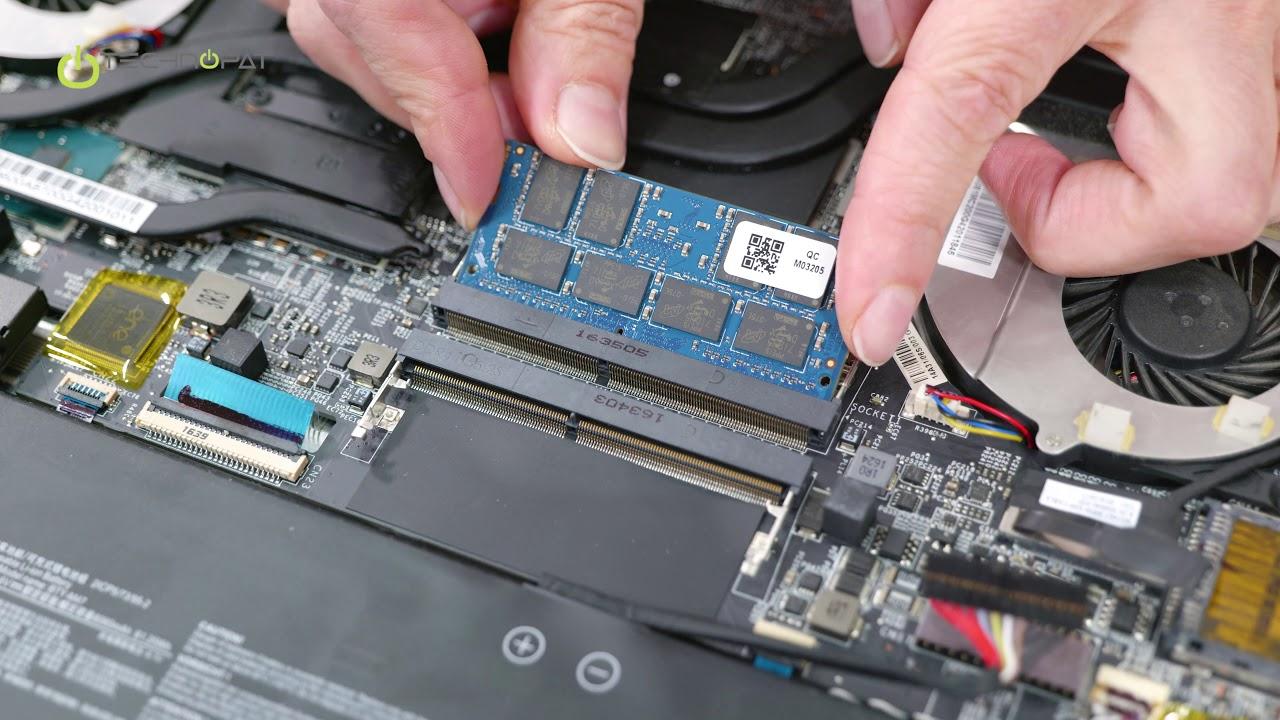 Laptop RAM Yükseltme Rehberi