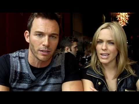 DAYS OF OUR LIVES' Eric Martsolf and Arianne Zucker at DAY OF DAYS