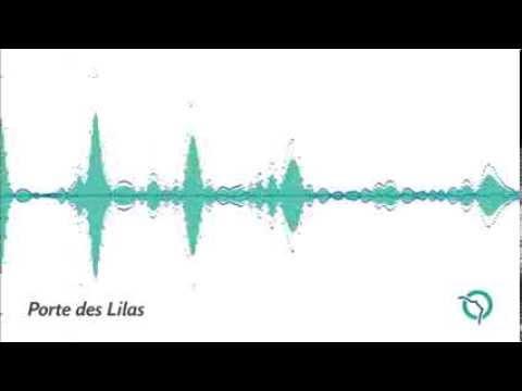 L'art dans les transports parisiens // Les annonces sonores de stations par Rodolphe Burger