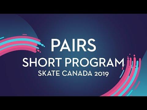 Pairs Short Program | Skate Canada 2019 | #GPFigure