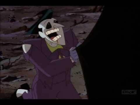 The Joker Animated Wallpaper My Reaction To Bruce Timm Changing Tnba Jokers Design