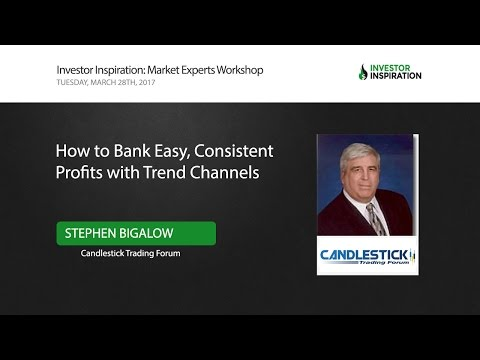 How to Bank Easy, Consistent Profits with Trend Channels | Stephen Bigalow