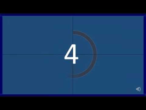 เทคนิคการทำ countdown โดยใช้โปรแกรม power point