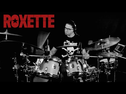 Roxette - Paint - Drum Cover