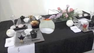 テーブルコーディネイト- 3 お祝いの席 テーブルコーディネート 検索動画 14