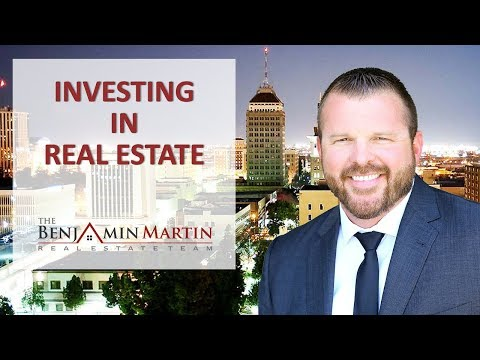 Fresno Real Estate Agent: Investing In Real Estate