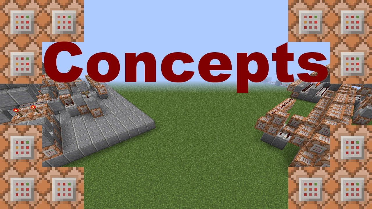 Boden 24 Minecraft Concept 24 Items Liegen Am Boden