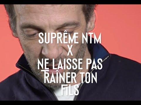 """Mathieu Kassovitz - """"Laisse pas trainer ton fils"""" de NTM   VANITY FLOW"""
