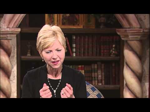 EWTN Live -2013-04-24- Donna-Marie Cooper Boyle