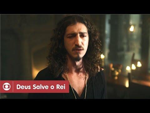 Deus Salve O Rei: capítulo 74 da novela, quarta, 4 de abril, na Globo