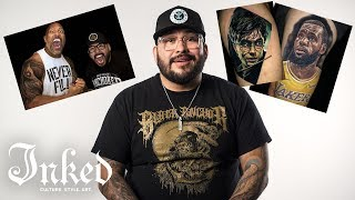 Nikko Hurtado: Why I Don't Party With Celebrity Clients | INKED