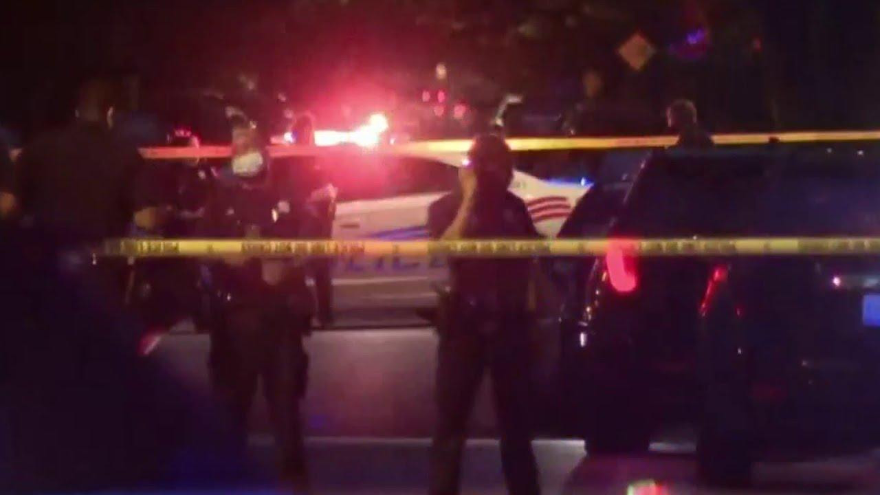 Manhunt underway after Detroit woman found shot to death in her home