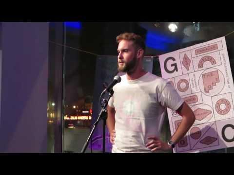 Mike Hornyik - NIX - Stille Post Poetry Slam Loft Wien