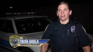 Gainesville PD: On Duty September 2016