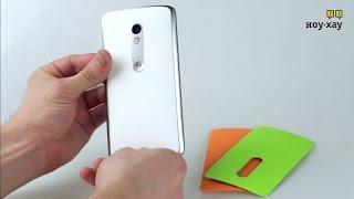 Смартфон Motorola Moto X Play - Обзор. Моторола вступает в игру.