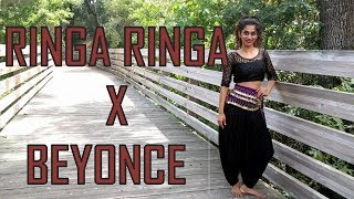 Ringa Ringa | Baby Boy -  Beyonce Remix | Belly Dance | Telugu Mass Dance | Choreography