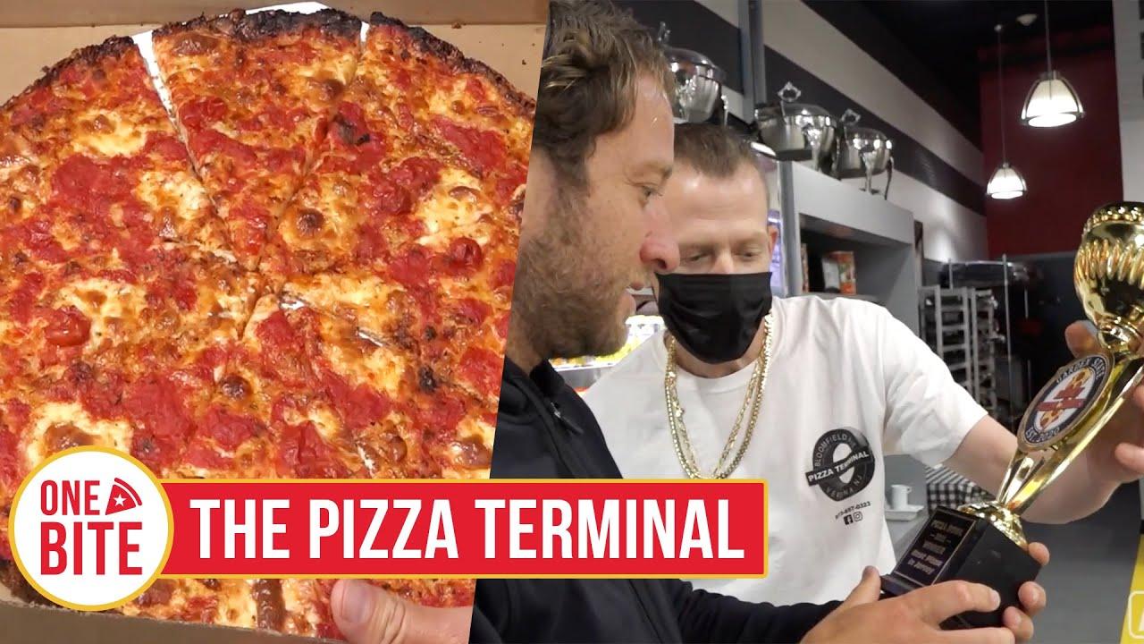 Barstool Pizza Review - The Pizza Terminal (Verona, NJ) presented by Mack Weldon