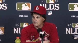 Tony La Russa on MLB Fine and Moneyball - 101ESPN