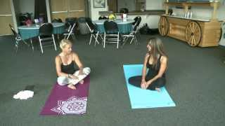 Yoga with Patty Wagstaff