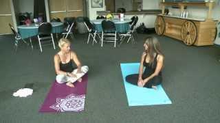 Yoga with Patty Wagstaff