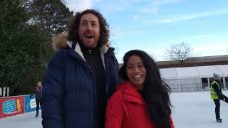 Ryan Sidebottom Takes To The Ice