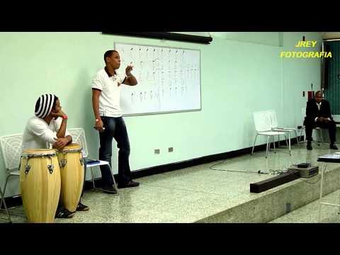 1er Debate Nacional de Salsa Casino en Venezuela - Tiempo casino ó Tiempo uno - Prof. Pedro Gonzalez