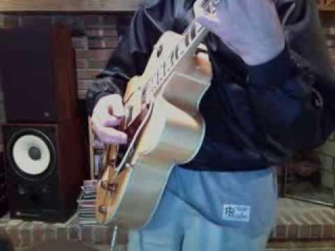 L5 Style Sebring Guitar