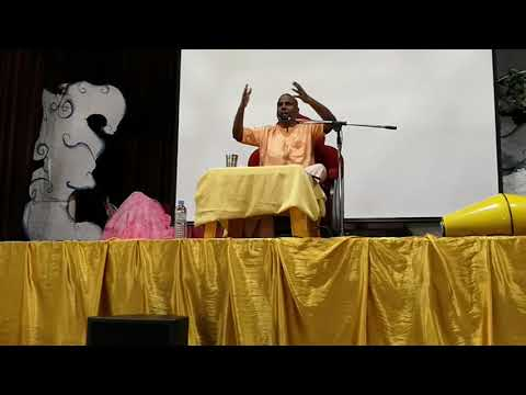 HKC 2017 Malaysia (Day 3) - (Morning) Tamil Class by HG Jagat Sakshi Prb - Part 1