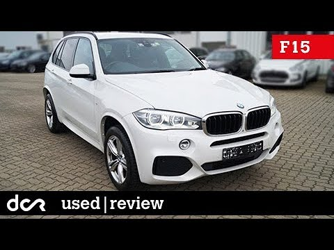 Buying a used BMW X5 (F15) - 2013-2018, Buying advice with Common Issues