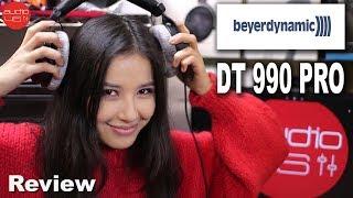 Beyerdynamic DT 990 PRO. The studio legend