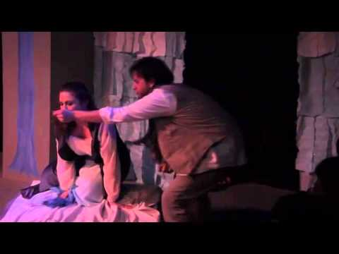 Hamlet Act III Scene 4, Seoul Shakespeare Company