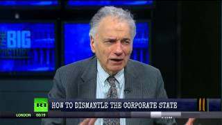 Ralph Nader on How to Dismantle the Corporate State