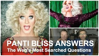 PANTI BLISS Answers The Web