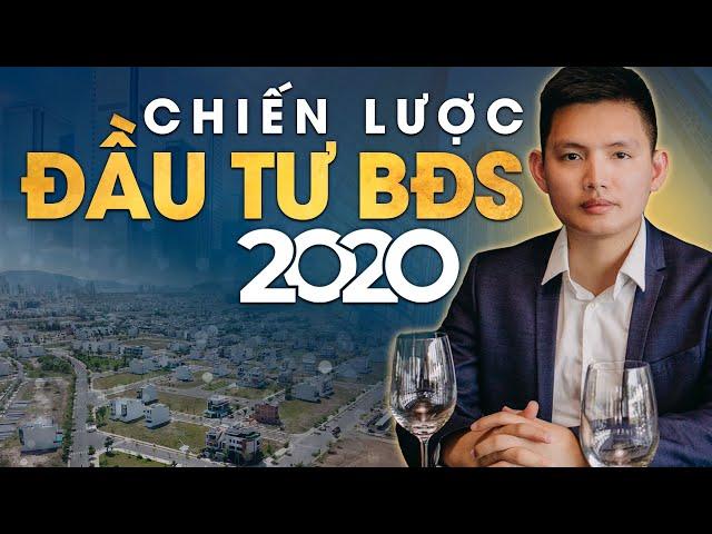 ĐẦU TƯ BĐS 2020, TRUNG VÀ DÀI HẠN | HVBDS