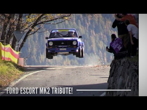 Ford Escort Mk2 | RALLY TRIBUTE! [HD]