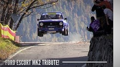 Ford Escort Mk2 | RALLY TRIBUTE! [HD]