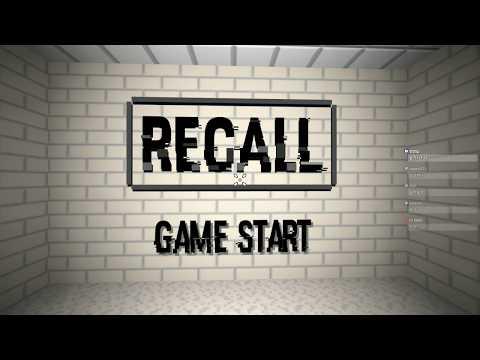 [RECALL] 3D 미스터리 방탈출 게임 2017년 8월 19일