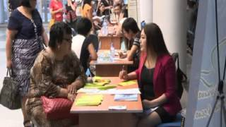 В Казахстане прошла ярмарка вакансий